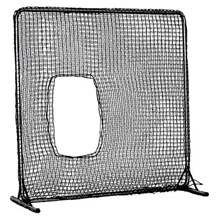Cimarron 7' x 7' Commercial Frame & Softball Replacement Net