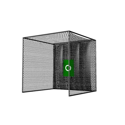 Cimarron 10' x 10' x 10' Masters Golf Net With Frame Kit (Frame Not Included)
