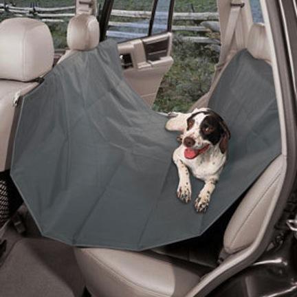 Classic Accessories Pet Rear Seat Protector (Gray) CLA-16104