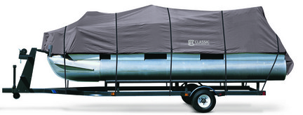 Classic Accessories StormPro 21'-24' Pontoon Boat Cover
