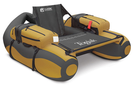 Classic Accessories Togiak Float Tube - Gold