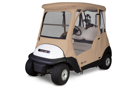 Classic Accessories Club Car Precedent Golf Car Enclosure