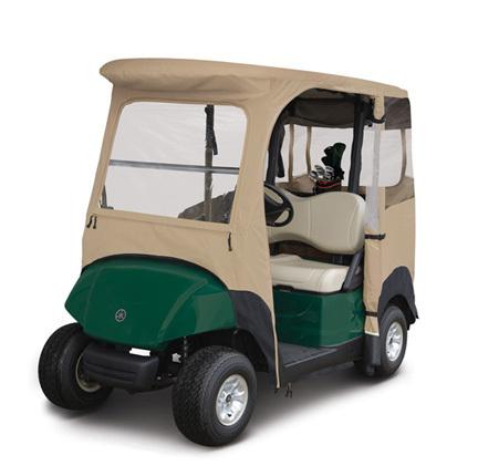 Classic Accessories Fairway Golf Car Enclosure for Yamaha Drive