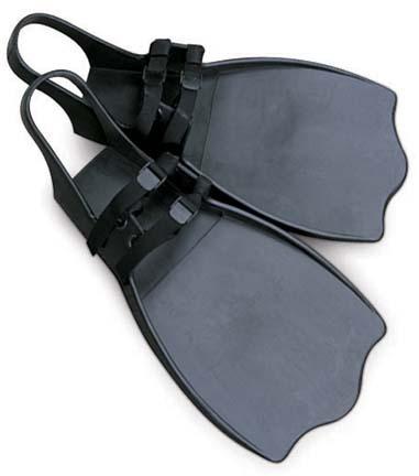 Classic Accessories High Thrust Step-in Fins
