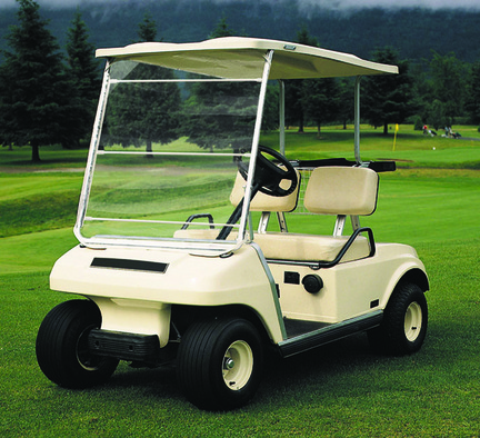 Classic Accessories 72033 Portable Golf Car Windshield