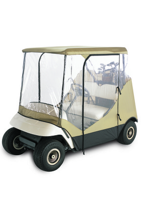 Classic Accessories Travel 4 Sided Golf Cart Enclosure CLA-72052