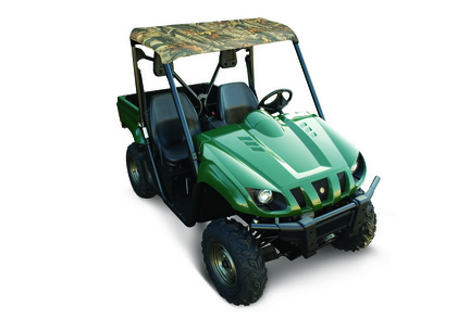 Classic Accessories QuadGear® UTV Roll Cage Top - Fits Yamaha Rhino (Realtree® Hardwoods HD®)