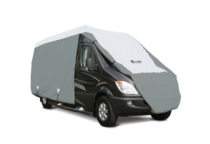 Classic Accessories OverDrive™ PolyPRO™ 3 Class B RV Cover (Model 4)