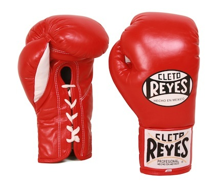 Cleto Reyes 8 Oz. Mens Official Boxing Gloves (red) 1 Pair