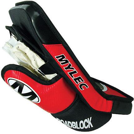 Junior Size Mylec® Hockey Goalie Blocker