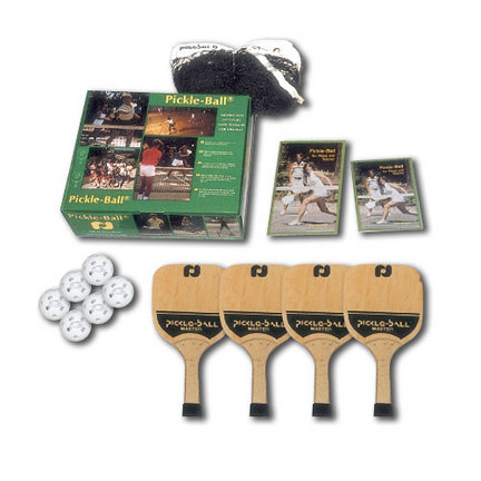 Pickle-Ball Master Set (For High School and College Levels)