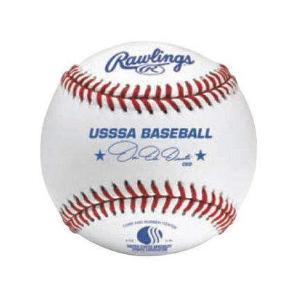 Rawlings ROLB1 USSSA Baseball (1 Dozen)