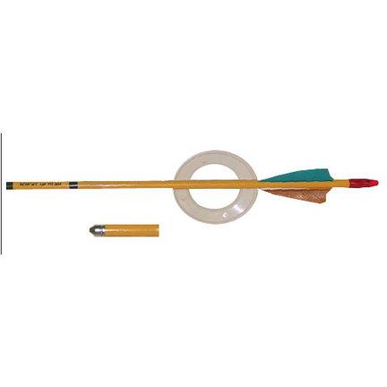 Standard Poplar Wood Arrows (1 Dozen)