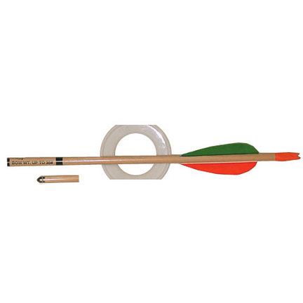 Select Poplar Wood Arrows (Pack of 72)