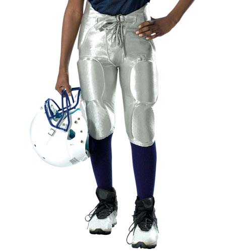 Youth Dazzle Football Pants with Pads