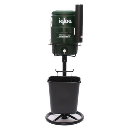 Tidi-Cooler Stand / Basket (Black)
