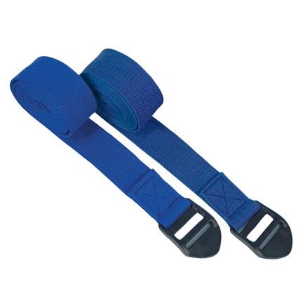 8' Yoga Strap (Blue)