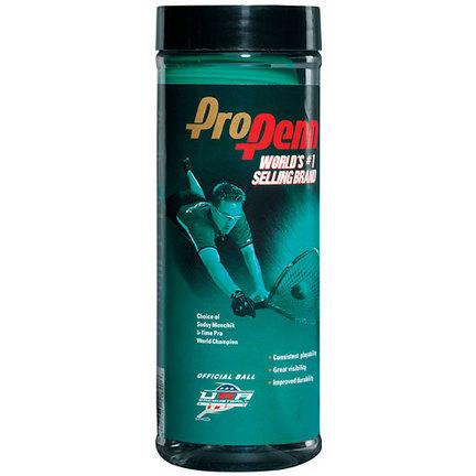 Penn Pro Penn Green Racquetballs - 3 Cans