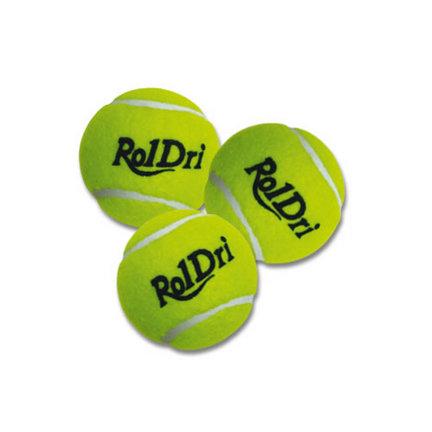Rol-Dri® Pressureless Tennis Balls - 1 Dozen