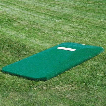 """9'L x 4'W x 6""""H Prep Portable Pitching Mound"""