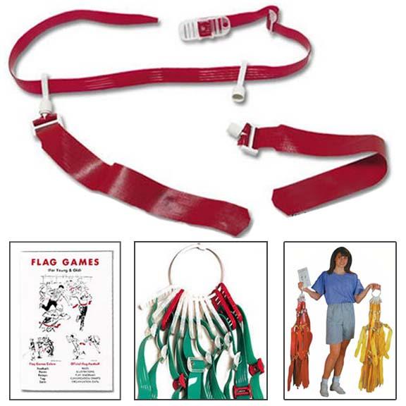 Flag-a-Tag Sonic Flag Football Program Kit
