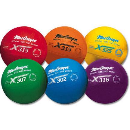 MacGregor® Regulation Size Multicolor Volleyball