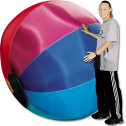 Complete 72'' Nylon Cageball from US Games