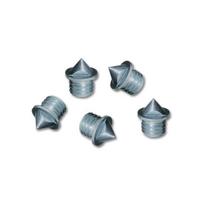 "1/8"" Pyramid Spikes - Bag of 100"