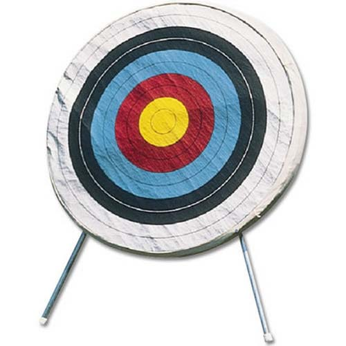 "48"" Round Skirted Slip-on Glass Cloth Archery Target Face thumbnail"