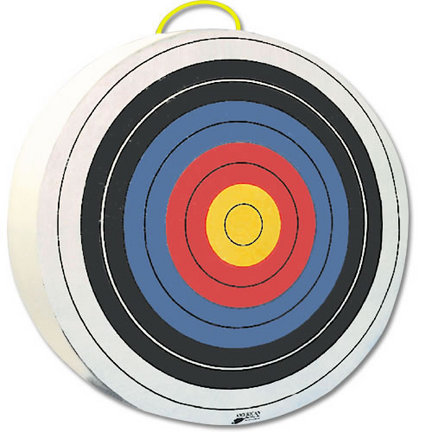 36'' Free Standing Rolled Foam Archery Target thumbnail
