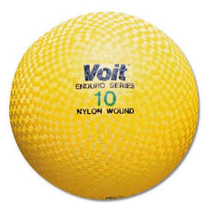 Voit Enduro 10'' Yellow Playground Ball