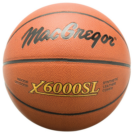 MacGregor X6000SL Women's Synthetic Leather Basketball