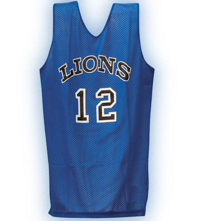 Mesh Reversible Basketball Jersey - Youth