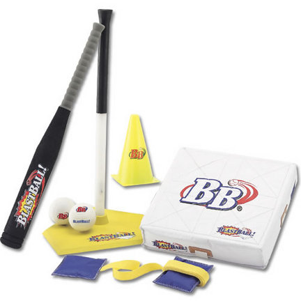 BlastBall!™ Complete Baseball / TeeBall Set CP-20013395