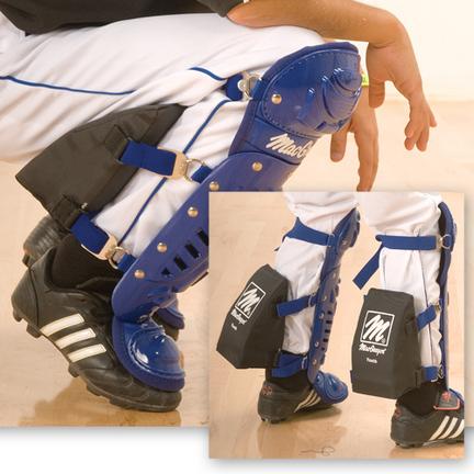 MacGregor® Catcher's Knee Support - Adult (1 Pair)