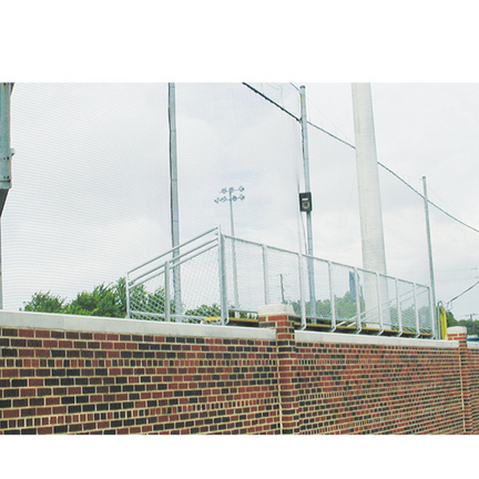 Boundary / Protective Knotless Netting - 14'H x 50'L