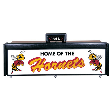 Free Standing Scoring Table from All American Scoreboards