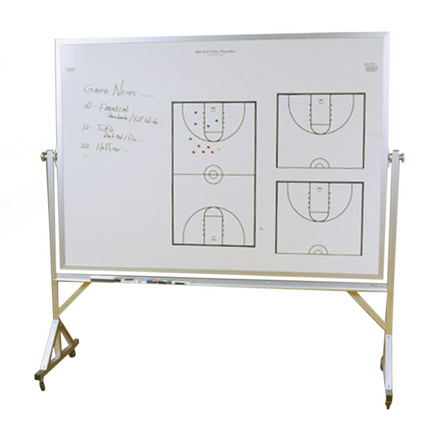 Roll-A-Way Playmaker (Basketball) Dry Erase Board