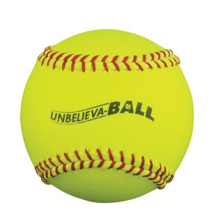 "Unbelieva-BALL 12"" Softballs (Yellow) - 1 Dozen"