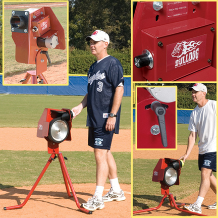 Softball Pitching Machine Products On Sale