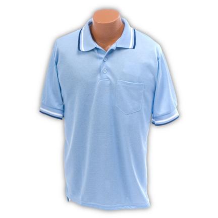 Light Blue Umpire Shirt (Size 2X-Large)