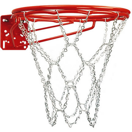 MacGregor Front Mount Super Basketball Goal with Chain Net