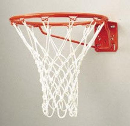 Spalding Gorilla Front Mount Basketball Goal