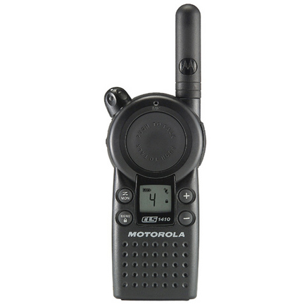 Motorola® CLS1410 Two Way Radio