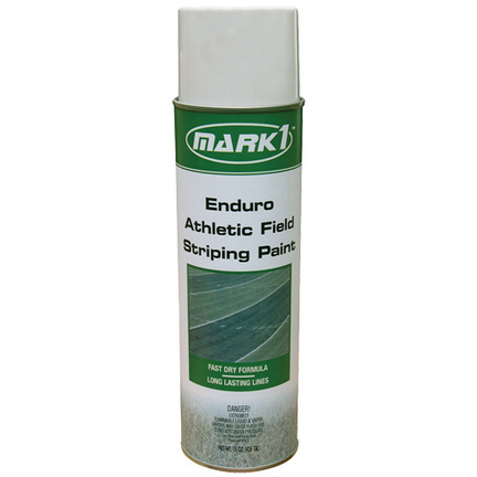 Click here for Mark 1 White Athletic Field Marking Paint (3 Case... prices