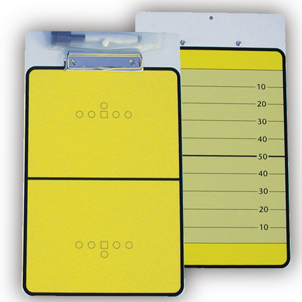 Double Sided Football Coaching Board