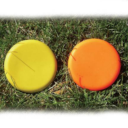 Flag Football Ball Spotter (Orange)