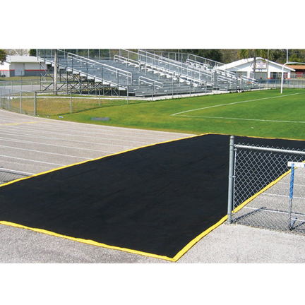 Cross-Over Zone™ 7.5' x 40' Track Protector