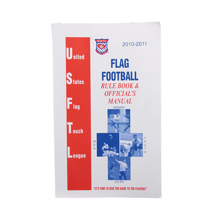 USFTL Rule Book and Official's Manual