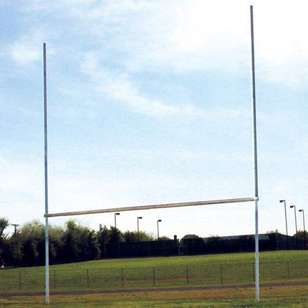 Classic Steel Goal Post - Single